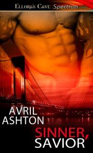 Avril Ashton - Sinner, Savior cover 12-20-12