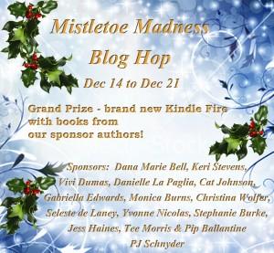 Mistletoe Madness Blog Hop