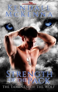 Kendall McKenna - The Strength of the Pack cover 1-17-13