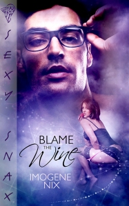 Imogene Nix - Blame the Wine cover 4-29-13