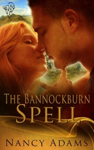 Nancy Adams - The Bannockburn Spell cover 2-21-13