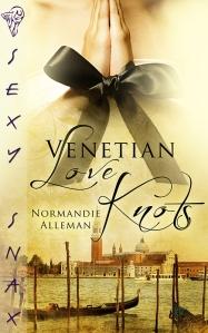 Normandie Alleman - Venetian Love Knots cover 3-6-13