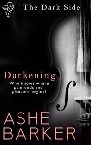 Ashe Barker - Darkening cover 6-27-13