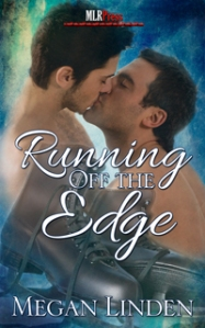 Megan Linden - Running Off the Edge cover 2-10-14