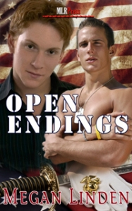 Megan Linden 2 - Open Endings cover 7-14-14