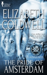 Elizabeth Coldwell - The Pride of Amsterdam cover 1-16-15