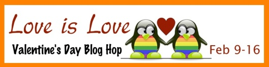 Valentines day blog hop banner