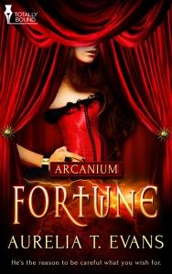 Aurelia Evans 3 - Fortune cover 4-30-15